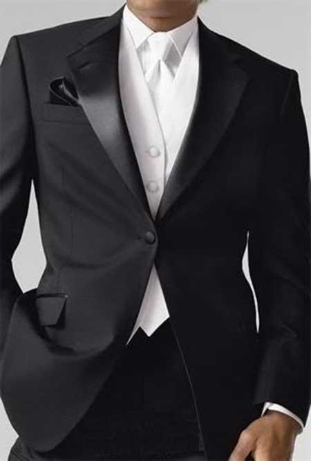 modelos de gravatas brancas