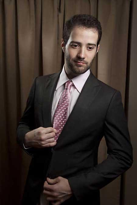 modelos de gravatas rosas