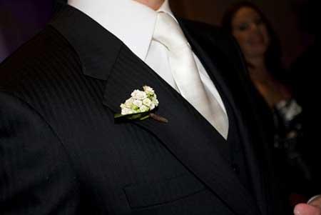 gravatas brancas
