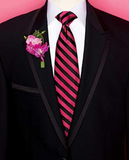 imagens de gravatas rosas