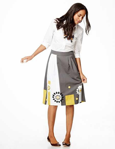tendências de roupas