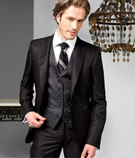 terno masculino para casamento