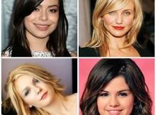 cortes de cabelo para cada tipo de rosto