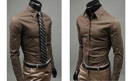 tendências de roupas masculinas