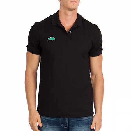 camisas lacoste para homens