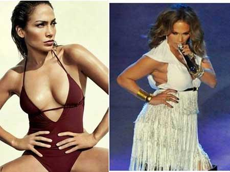 antes e depois de famosos