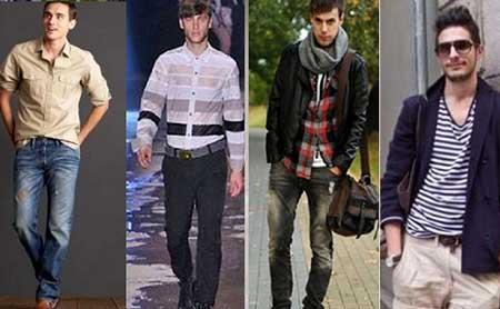 homens de estilo