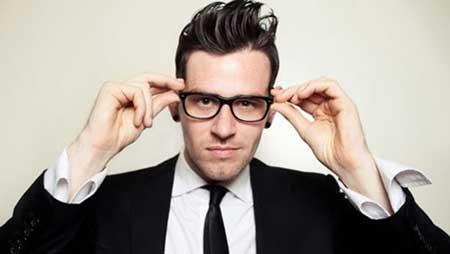 modelo de óculos de grau