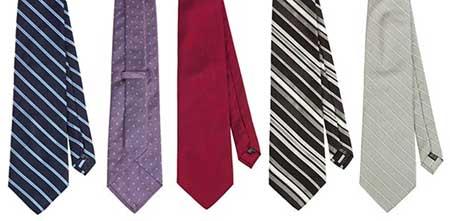 fotos de gravata de seda