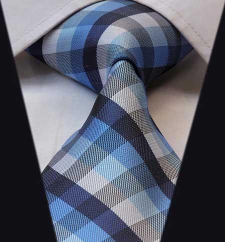 modelo de gravata de seda