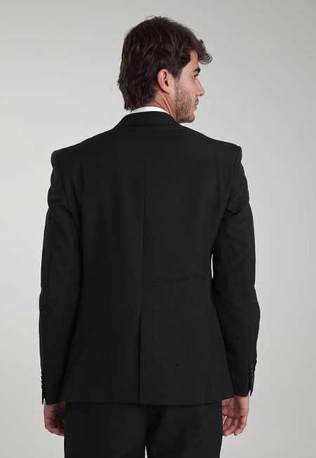 dicas de terno preto