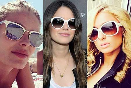 Modelos de Óculos de Sol Femininos da Moda (Dicas e Fotos) 627e29463b