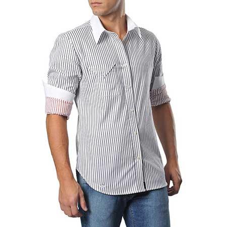 fotos de camisas masculinas