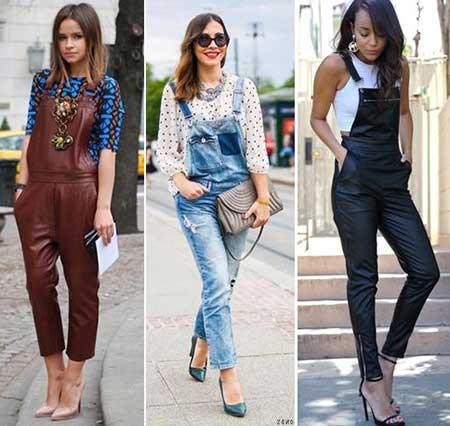 macaões jeans
