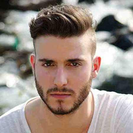 fotos de penteados masculinos