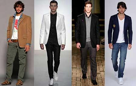 tendências de moda masculina