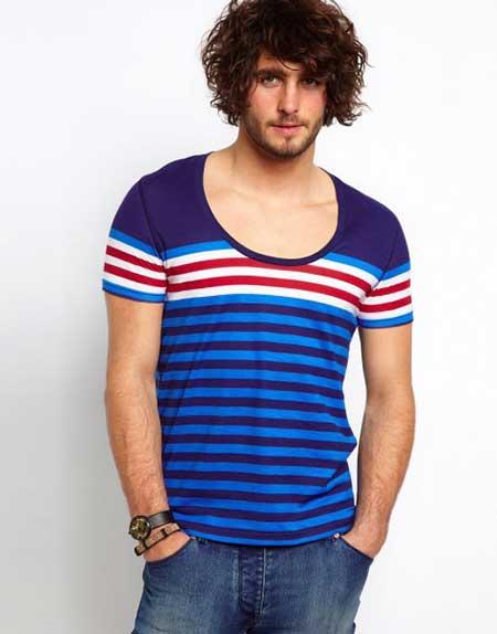 modelo de camisa