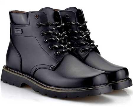 modelos de botas militares