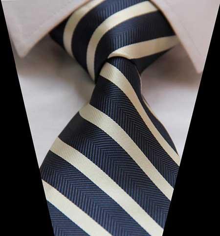 como usar gravata de seda