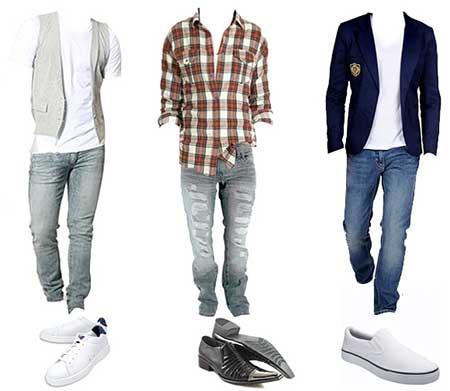 looks masculinos casual chic fotos dicas imagens