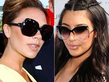 6188a22a899c8 Modelos de Óculos de Sol Femininos da Moda (Dicas e Fotos)
