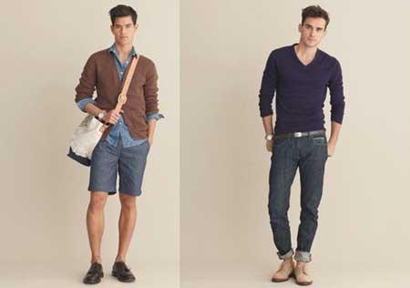 fotos da moda masculina