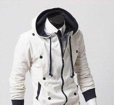 casacos masculinos