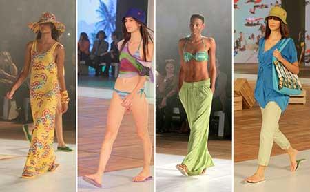 moda havaiana