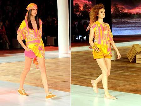imagens da moda havaiana