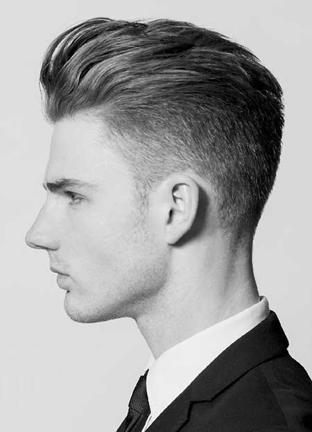 Hairstyle photo gents