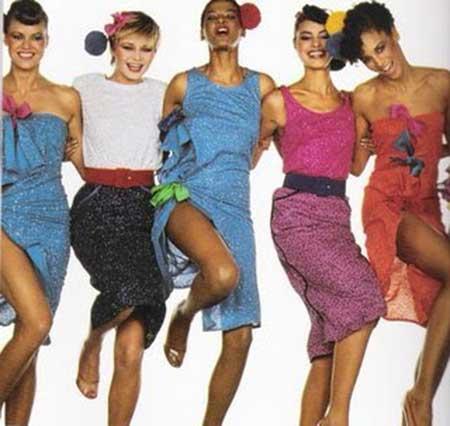moda festa