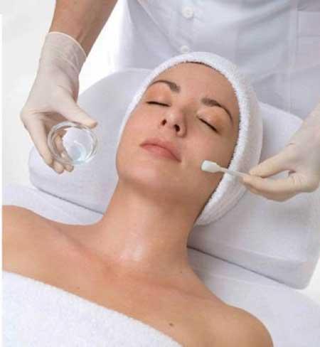 Peeling para Acne