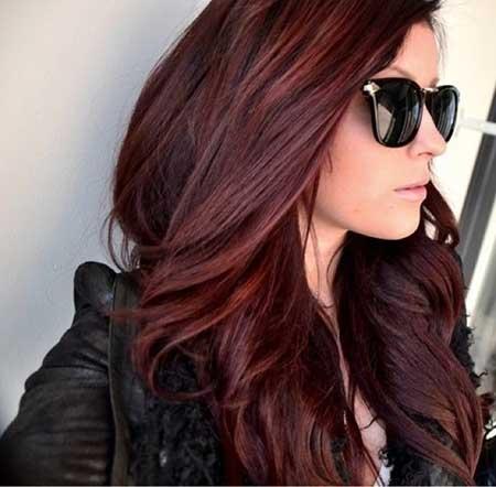 Como fazer mechas vermelhas em morenas cabelos pretos - The splendid transformation of a vineyard in burgundy ...