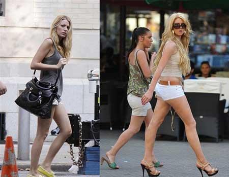 modelos de hot pants