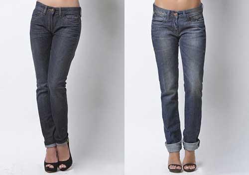 duas calças