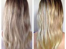 depois e antes