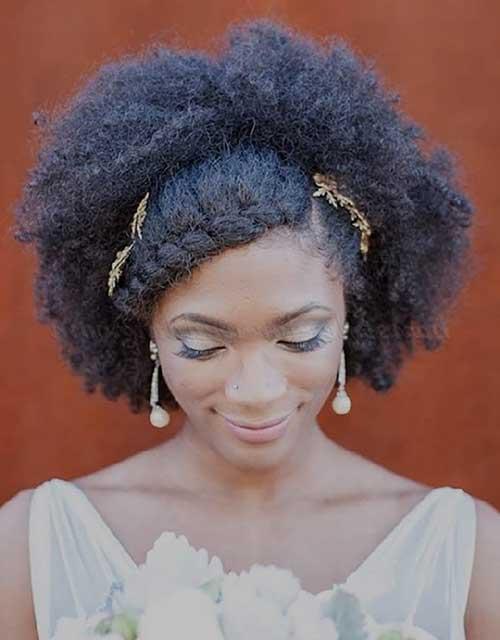 modelos de penteados afros