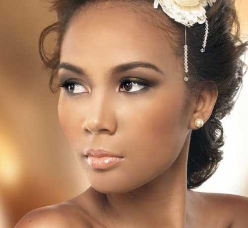 penteados afros femininos