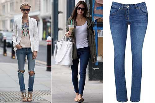 modelo de calça jeans