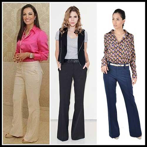 Guia como usar cala social feminina da moda moda feminina thecheapjerseys Choice Image