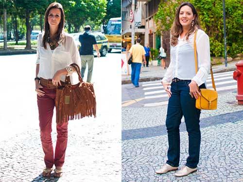 modelos de calças sociais