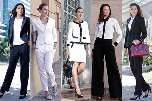 fotos de roupas sociais