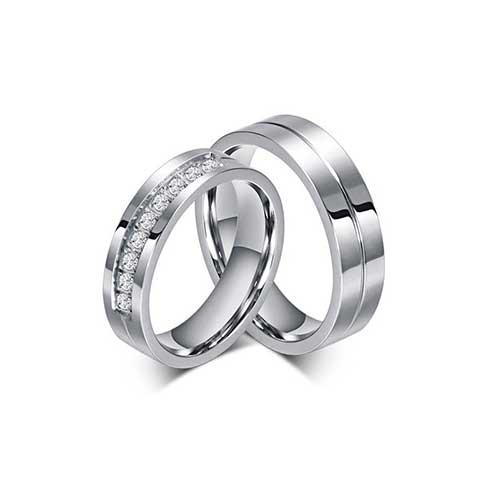 fotos de anel de compromisso
