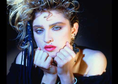 Maquiagem Anos 80