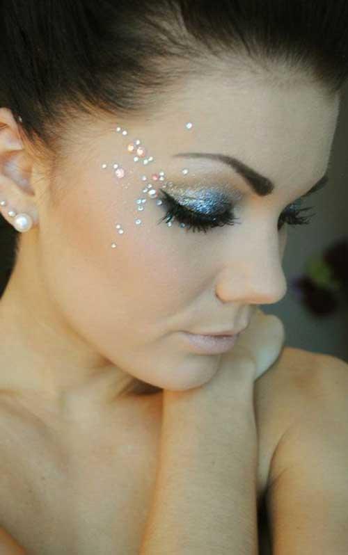 como fazer maquiagem para festas